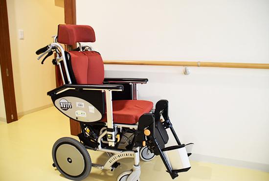 小規模多機能 車椅子