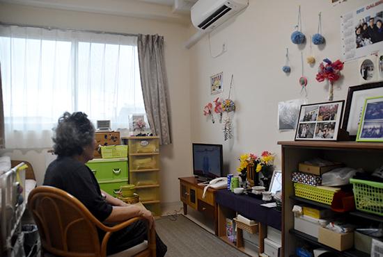 サービス付き高齢者向け住宅 居室1