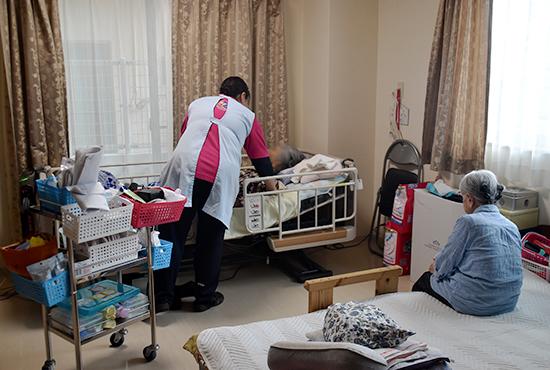 サービス付き高齢者向け住宅 居室3