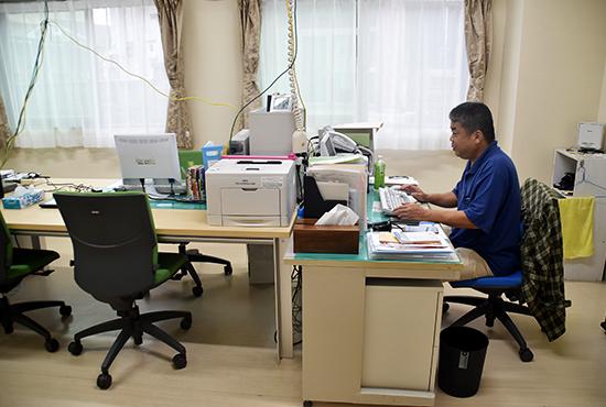 サービス付き高齢者向け住宅 事務所