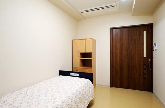 総合施設 個室