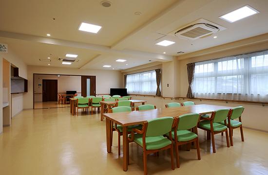 総合施設 食堂